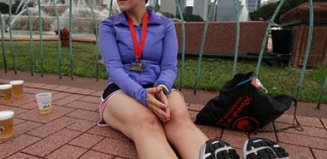 Thoughts from an ambivalent half-marathon finisher
