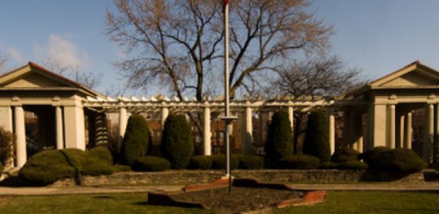 Corporate benevolence: The garden Sears built