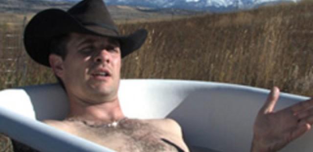 'Roll Out, Cowboy' follows Chris 'Sandman' Sands, a rapping cowboy, on his Midwest tour.