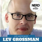 The History of Wonder Woman, author Lev Grossman and a tearful nerd confession