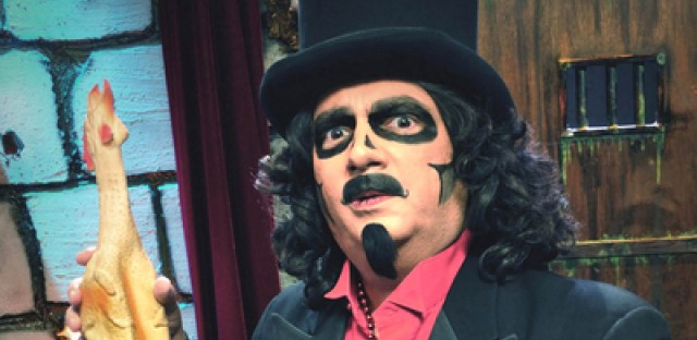 The Weekly Guide: Svengoolie offers scary picks for Halloween weekend