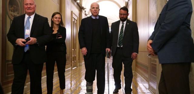 1A : Restoring America's Regular Order: Remembering Senator John McCain Image