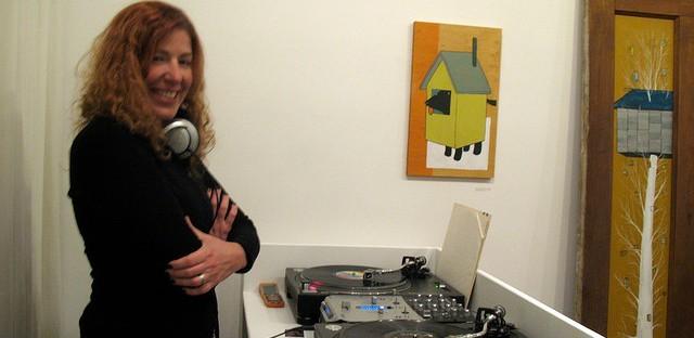DJ Series: DJ Carrie Weston brings a little 'Reverberation' to WBEZ