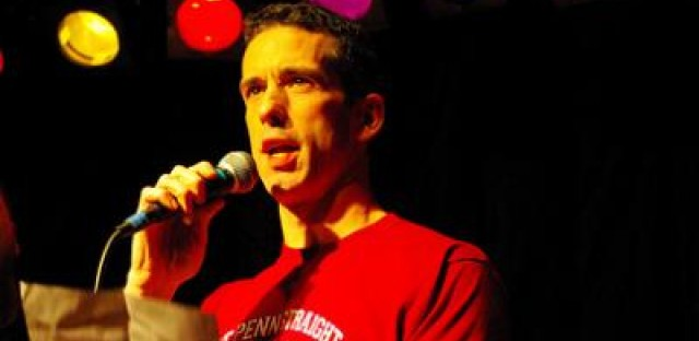 Daily Rehearsal: Dan Savage spotted at Steppenwolf