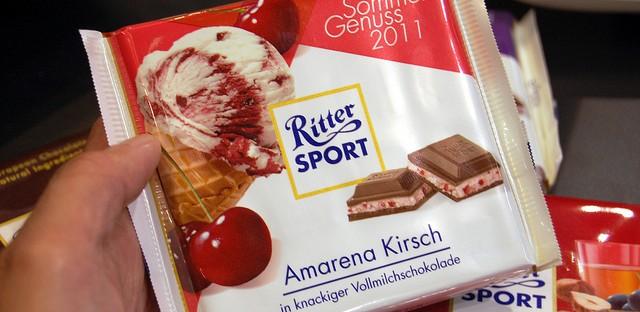 Ritter Sport Amarena Kirsch