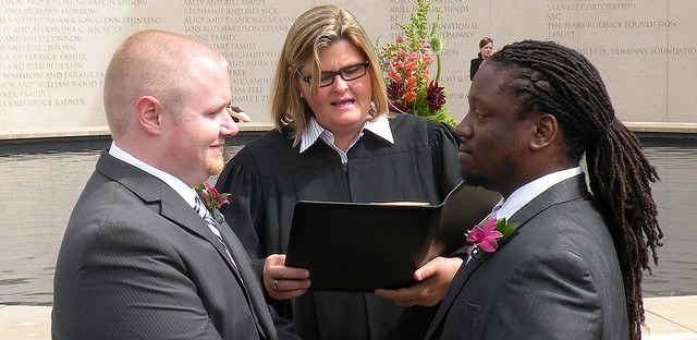 Gay rights activists' dilemma: To sue or not to sue?