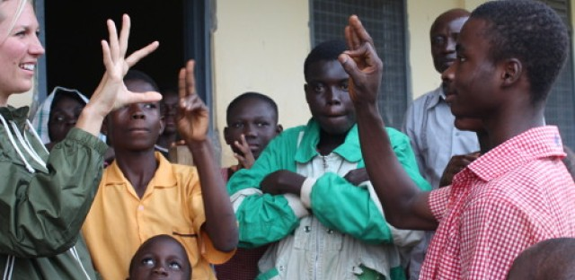 Global Activism: 'A Better Life for Kids' changing the lives of orphaned and needy children in Ghana