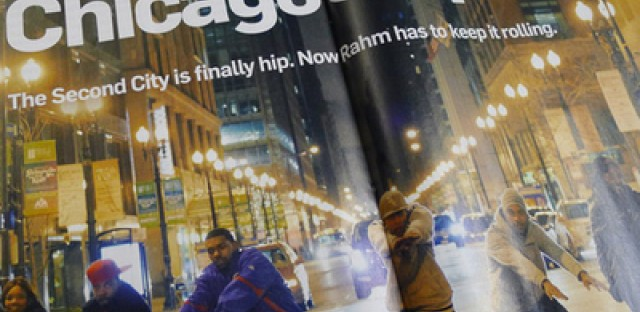 Newsweek: Chicago is now hip thanks to Rahm