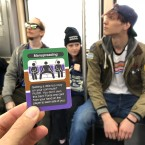 loop elevated card game about the CTA from transit tees