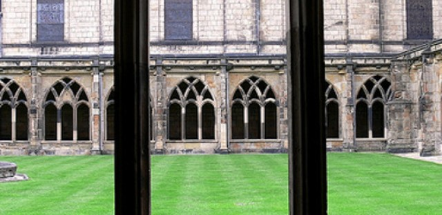 Morning Shift: The cloistered life