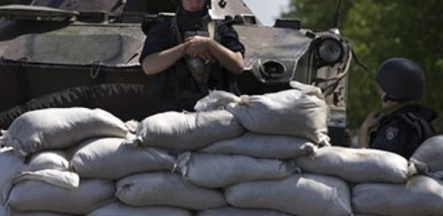 Eastern Ukraine remains under Pro-Russian control