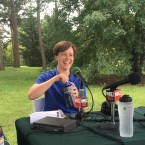 Christy Rollinson is a forest ecologist at the Morton Arboretum.