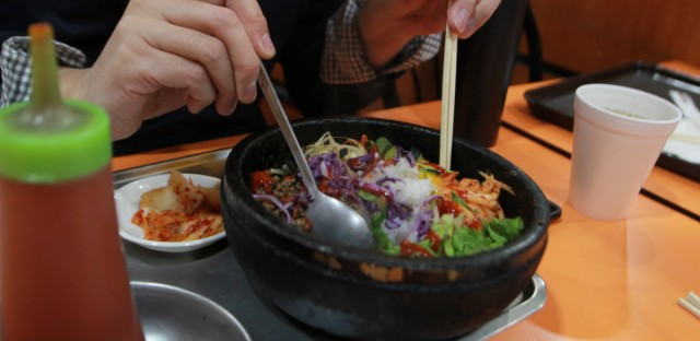 Hungry for Home:Korean Groceries, Restaurants, and History