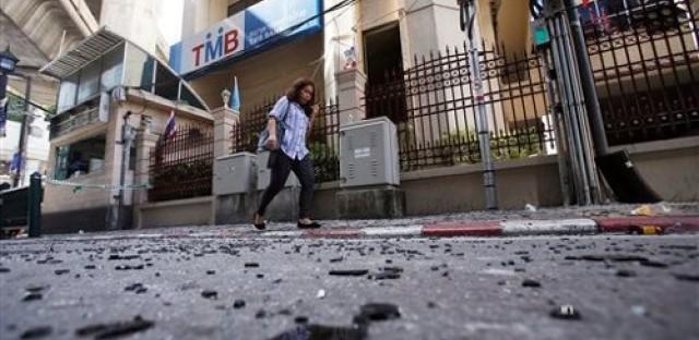 Manhunt on for Bangkok Bombers