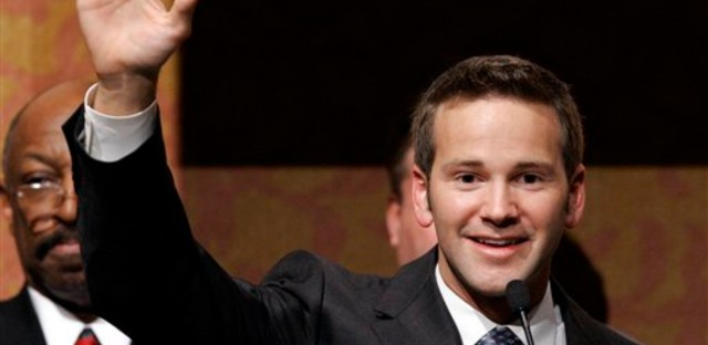 Rep. Aaron Schock in 2008.