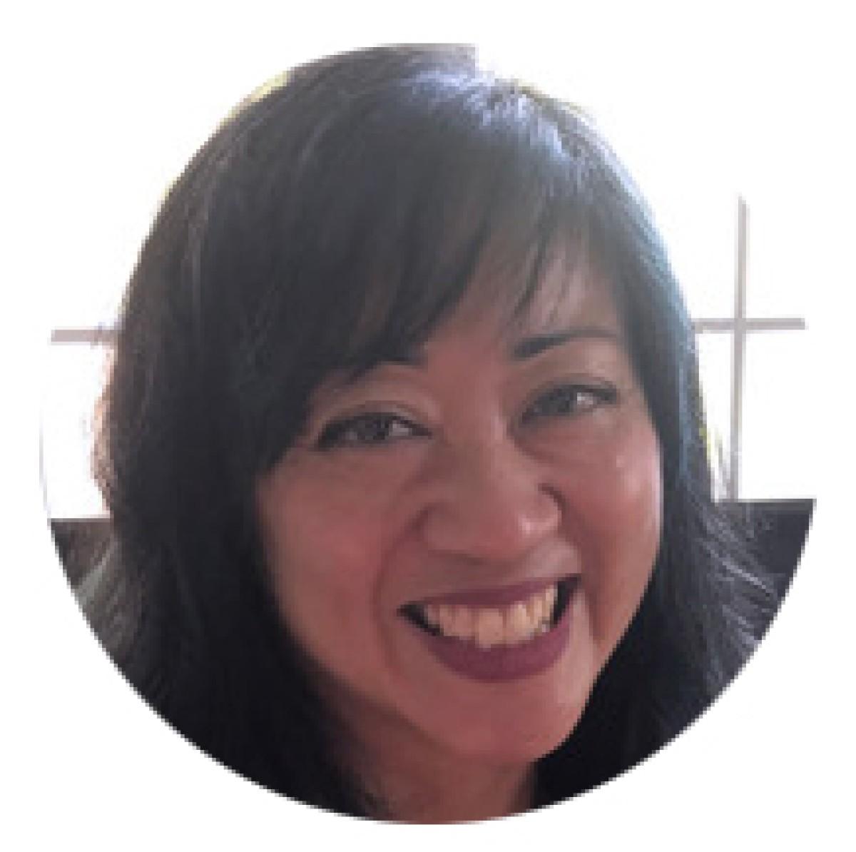 Portrait of Susan Okimoto