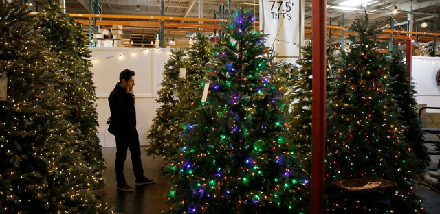 On Point with Tom Ashbrook : No-Gift Christmas Advocates Say That's A Wrap On Presents Under The Tree Image
