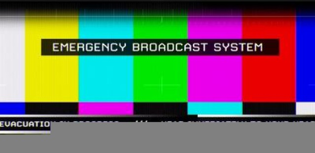Relax! It was only a test... the first nationwide test of the Emergency Alert System