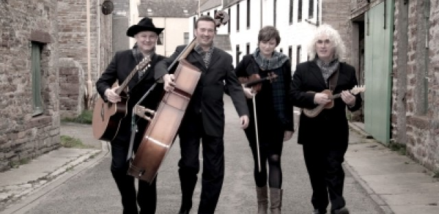 Lone Star Swing Band resurrects obscure Scottish musician