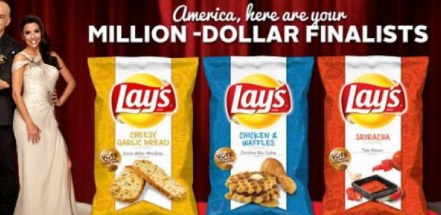 Warning: Lay's potato chip contest may contain racism