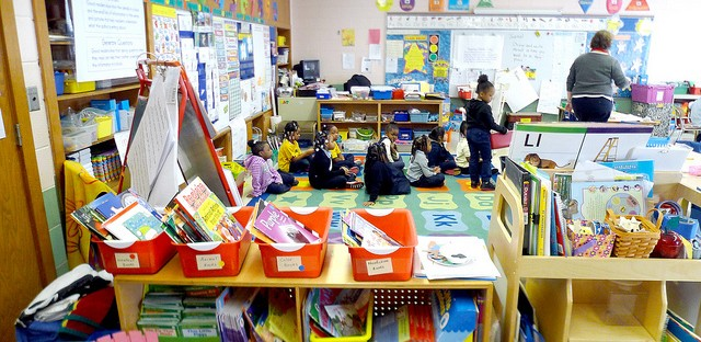 File: CPS elementary classroom.