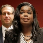 Cook County State's Attorney Kim Foxx, seen here in December 2015. (AP Photo/M. Spencer Green, File)