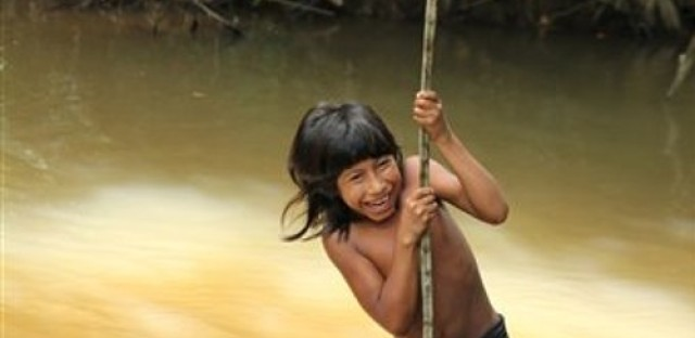 Brazil's endangered Awá tribe face off against encroaching loggers and ranchers