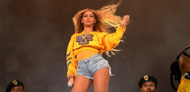 Pop Culture Happy Hour : Beyoncé's Homecoming Image