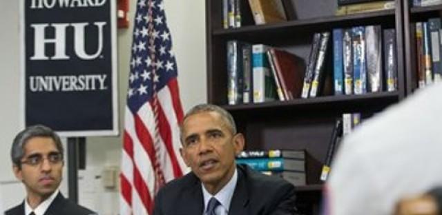 White House pledge on climate change