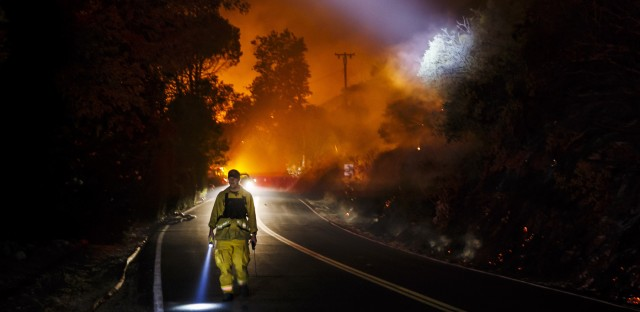 Planet Money : #825: Who Started The Wildfire Image