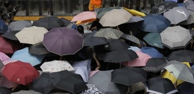 Students and educators demand voting rights in Hong Kong