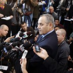 Dean Angelo, the then-Fraternal Order of Police Lodge 7 president, talks to members of the media after a Nov. 24, 2015 bond hearing for Chicago Police Officer Jason Van Dyke. Angelo is now facing criticism from the union he once led for comments he made during Van Dyke's trial this fall.