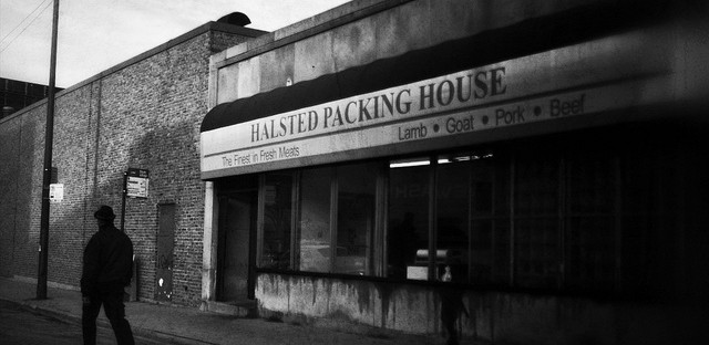 Halstead Street: Photo of the Day - January 10, 2013