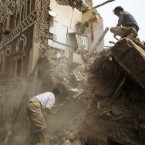 Preserving antiquities in Yemen