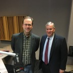 Worldview's Jerome McDonnell meets former Indianapolis Mayor Greg Ballard