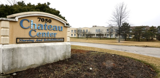 Chateau Nursing and Rehabilitation Center in west suburban Willowbrook