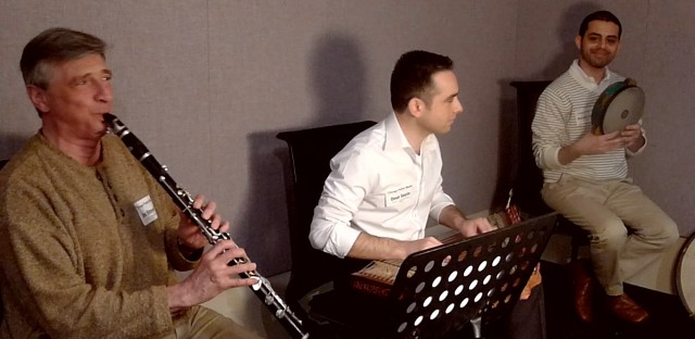 The Middle Eastern sounds of the Chicago Turkish Music Society