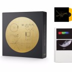 The Voyager Golden Record remained mostly unavailable and unheard, until a Kickstarter campaign finally brought the sounds to human ears. Ozma Records/LADdesign