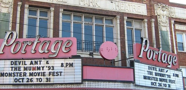 New owner of the Portage Theater moves to evict current operators