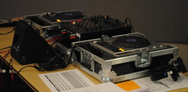 DJ Series: Chris Widman brings future music to the masses