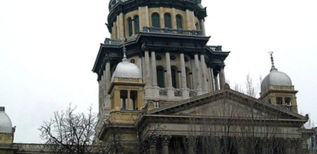 The lengthy agenda for Illinois lawmakers