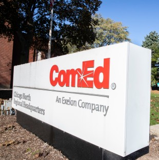 ComEd sign