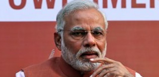 India's new Prime Minister, Modi, calls for focus on women's issues