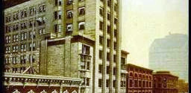Garrick Theater Building