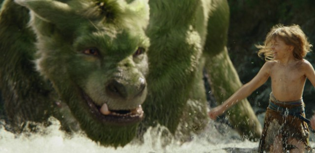Pop Culture Happy Hour : Pete's Dragon & Kids and Their Monsters Image