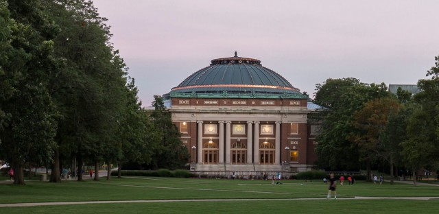 Coronavirus Concerns Affect Campus Life For Illinois' Chinese Students