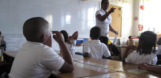 If teachers strike, 50,000 kids will still be in school