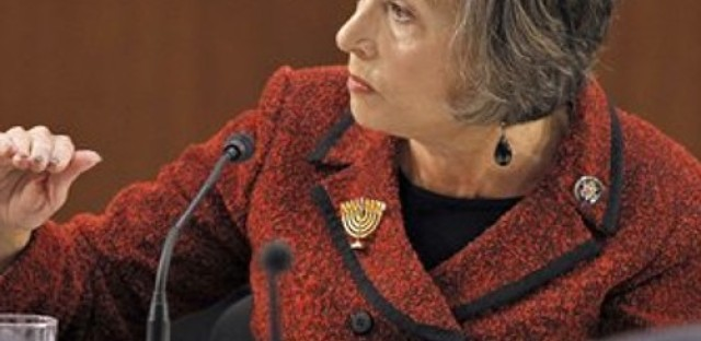 Illinois Congresswoman Jan Schakowsky