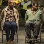 Keegan-Michael Key as Clarence and Jordan Peele as Rell in Keanu.
