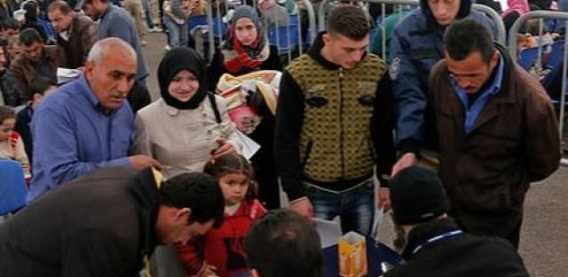 Lebanon's Syrian refugees